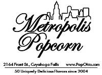 Metropolis Popcorn